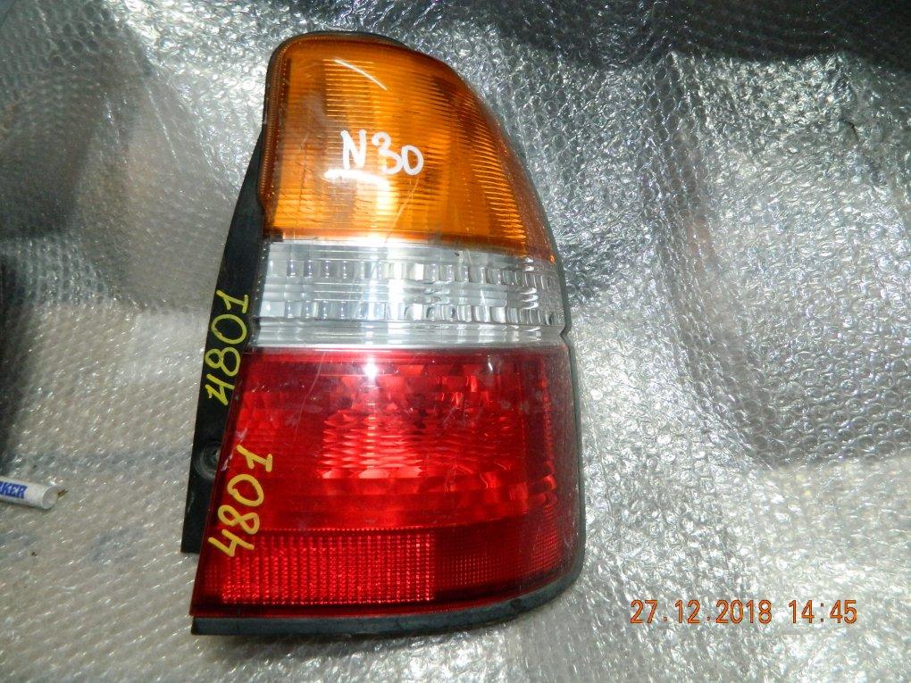 Фонарь NISSAN R'NESSA N30 №48-01 / 74-41 R в крыло