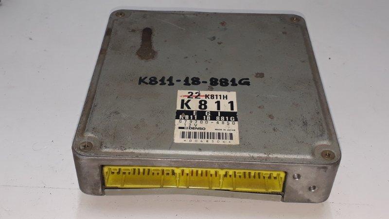 Блок управления двс Mazda Eunos CA8PE KFZE 1991 (б/у)