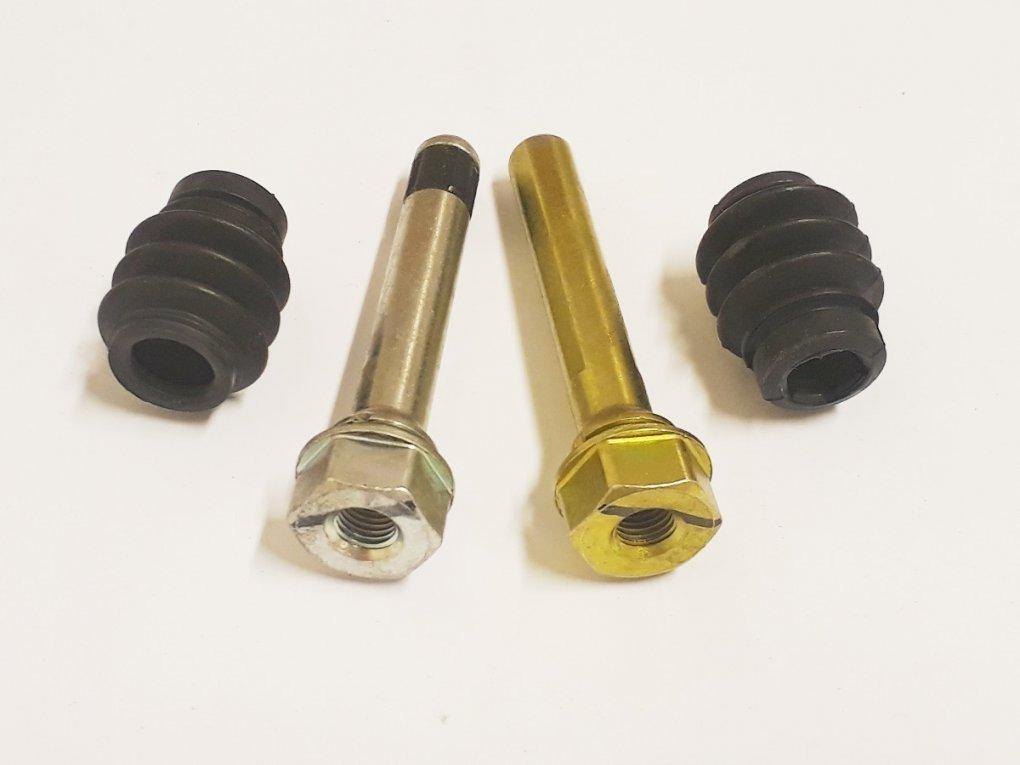 Комплект направляющих переднего суппорта GM 96626065