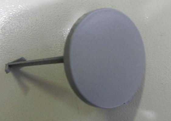 Крышка буксировочного крюка HYUNDAI/KIA PICANTO 2004 -