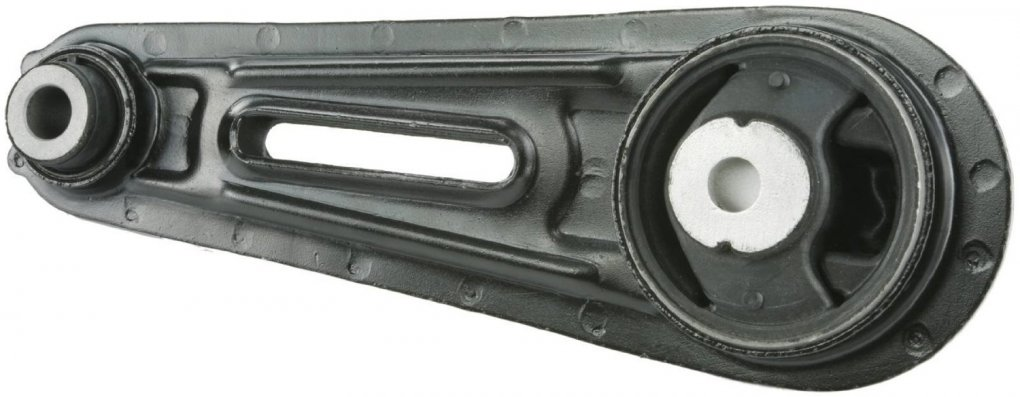 Опора ДВС левая NISSAN Qashqai, X-TRAIL T31, 06-13 Renault Koleos
