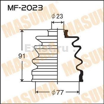 Пыльник ШРУСа наружный MAZDA (77X23X91)