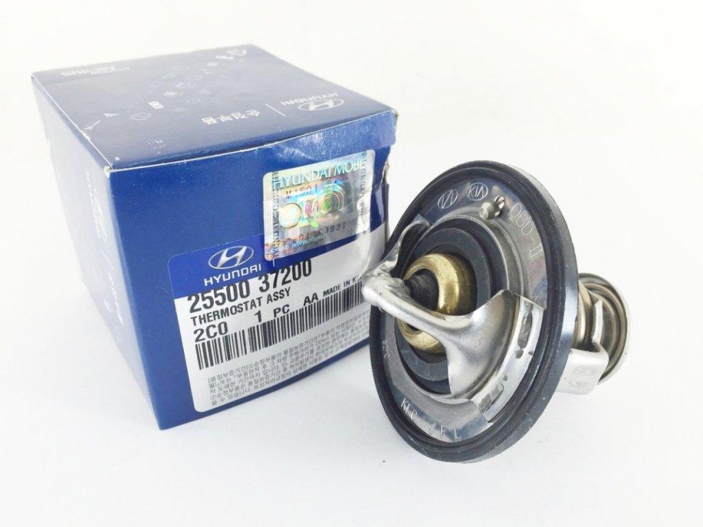 Термостат Hyundai Coupe 01>/Sonata 01-04/Sportage 04> 2.7/Sorento 3.5 02>