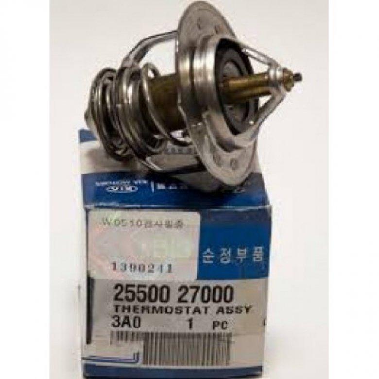 Термостат Hyundai Santa Fe 2.2 CRDI 06>, KIA Ceed/Rio 1.1-2.9CRDi 01>