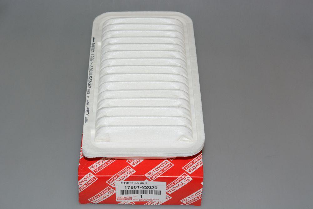 Фильтр воздушный TOYOTA Avensis 1.6-2.4 03>/Corolla 1.4-1.8 02