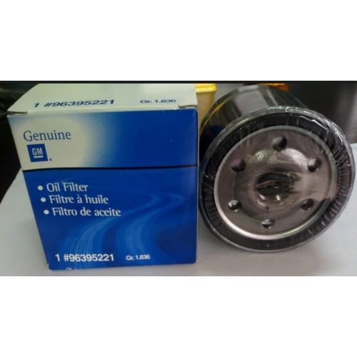 Фильтр масляный Aveo 1.4 06>/Captiva 2.4 06>/Cruze 1.6 09>/Lacetti 1.4-1.8 05>/Lanos 1.4-1.6 05>/Rez