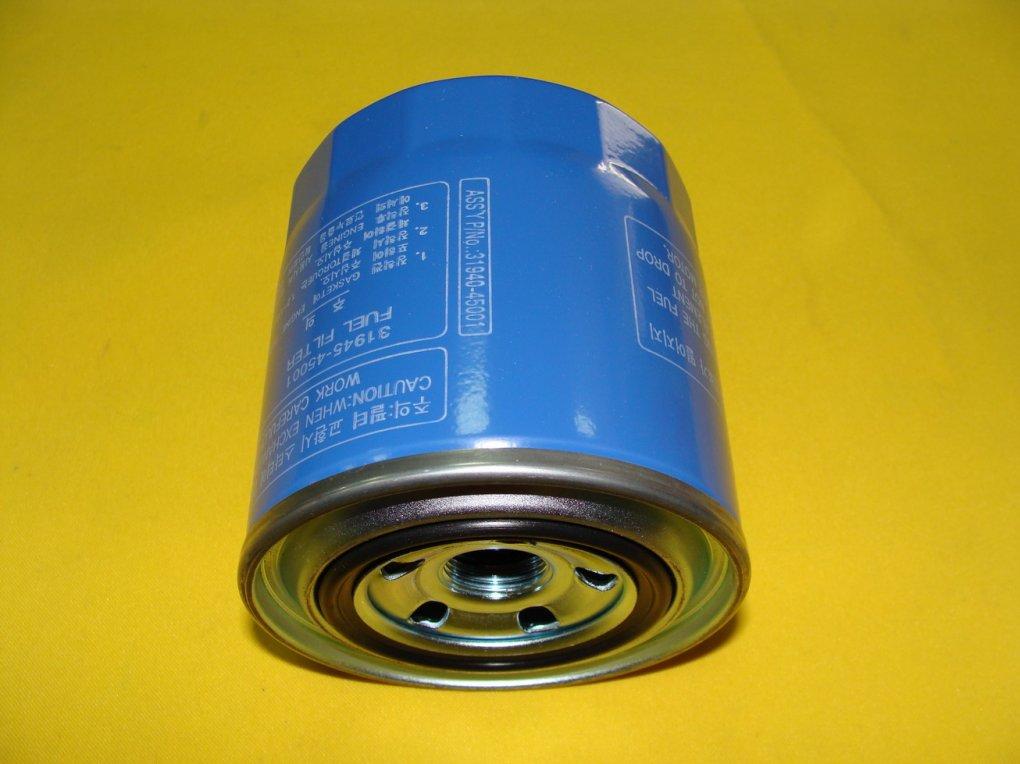 Фильтр топливный HYUNDAI HD65/72/78/County дв.D4AL/ЕВРО-2D4DB/JFC-H45/JHF