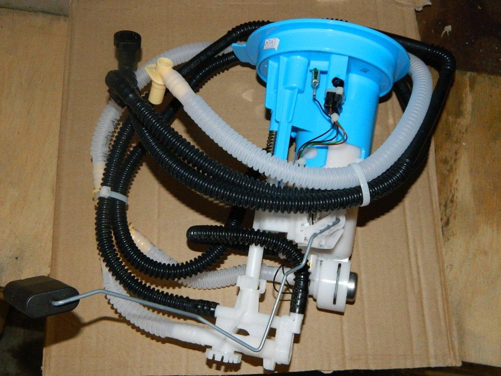 Фильтр топливный VAG VW Tiguan 1.4TSi/2.0TSi 16V 07