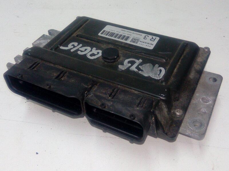 Блок управления двс Nissan Ad Wagon WFY11 QG15DE (б/у)