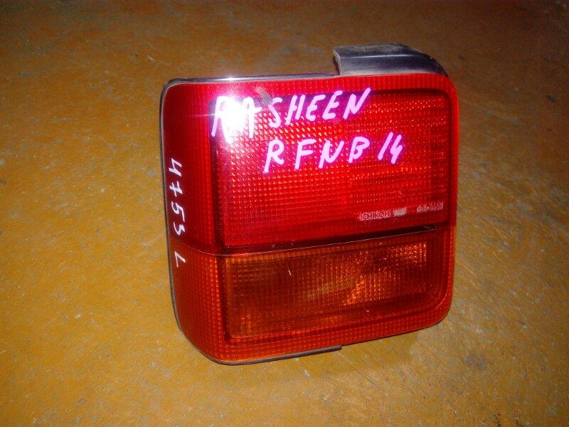 Фонарь NISSAN RASHEEN B14 L №47-53
