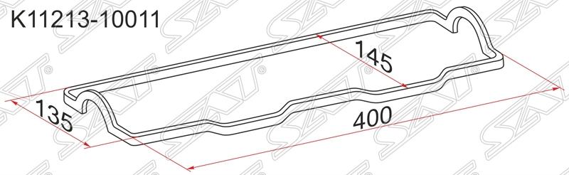 Прокладка клапанной крышки K1121310011