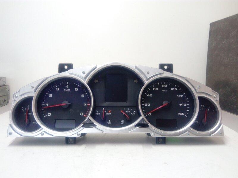 Панель приборов Porsche Cayenne 955 (б/у)