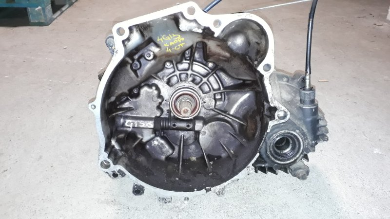 Мкпп Suzuki Jimny G13B (б/у)