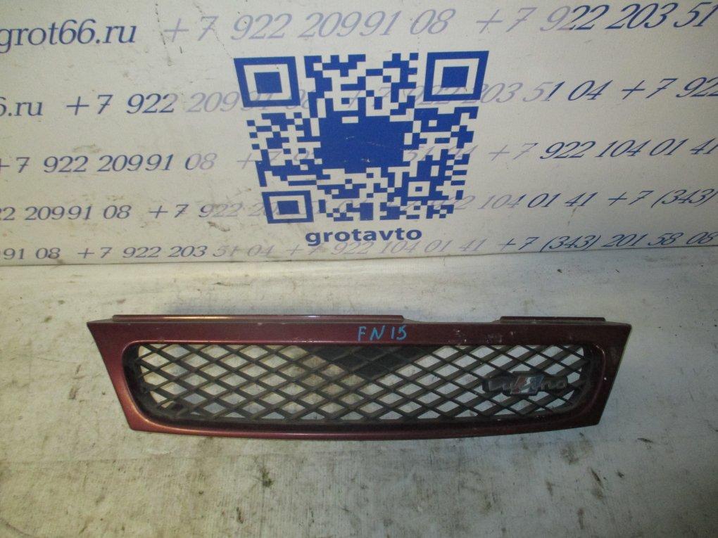 Решетка радиатора Nissan Lucino FN15 (б/у)