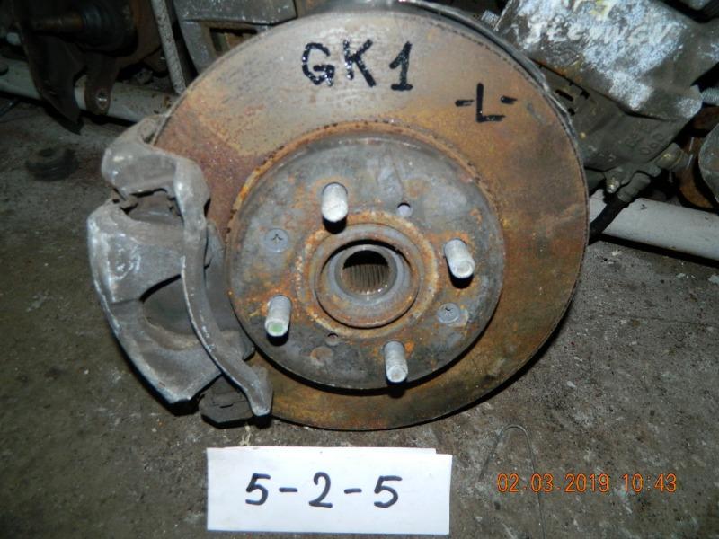Ступица Honda Spike GK1 передняя левая (б/у)