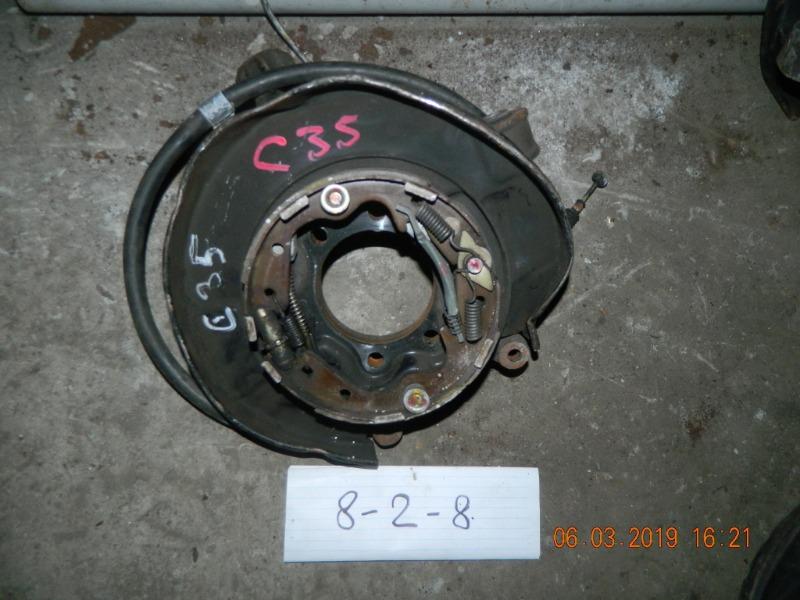 Ступица Nissan Laurel C35 задняя правая (б/у)