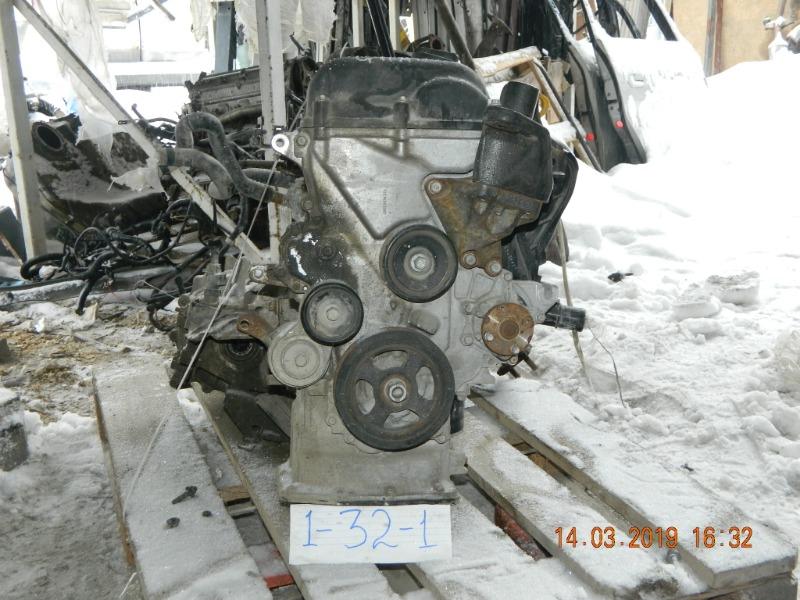 Двигатель Hyundai Solaris G4FA (б/у)