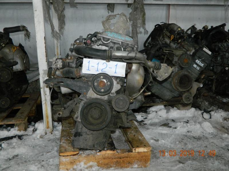 Двигатель Nissan Largo NW30 KA24DE (б/у)