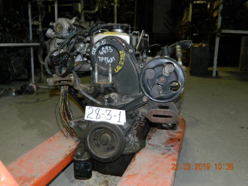 Двигатель Mitsubishi Libero CD5W 4G93 (б/у)