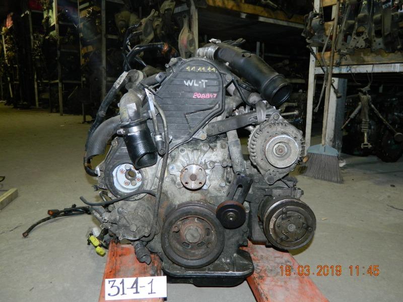 Двигатель Mazda Bongo WL (б/у)