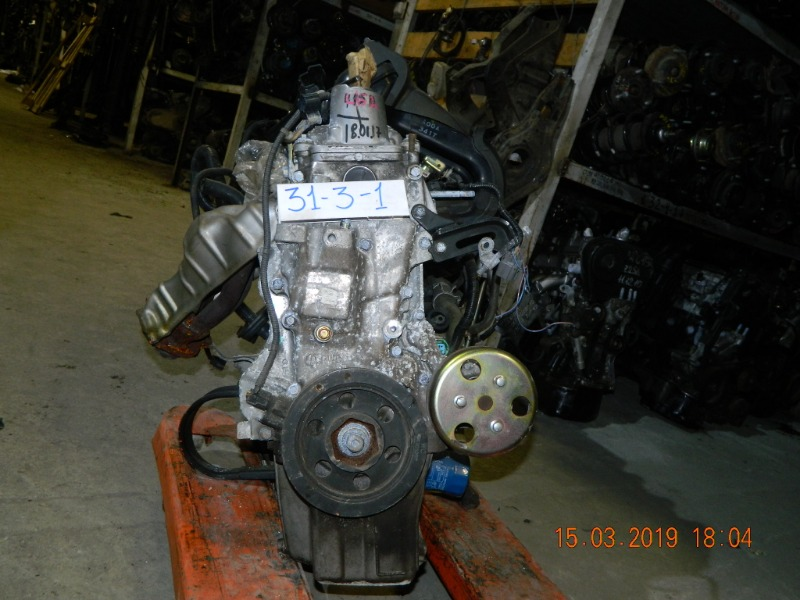 Двигатель Honda Spike GK1 L15A (б/у)