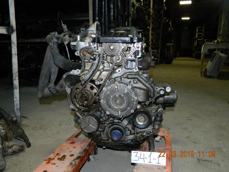 Двигатель Nissan Elgrand ALE50 ZD30 (б/у)