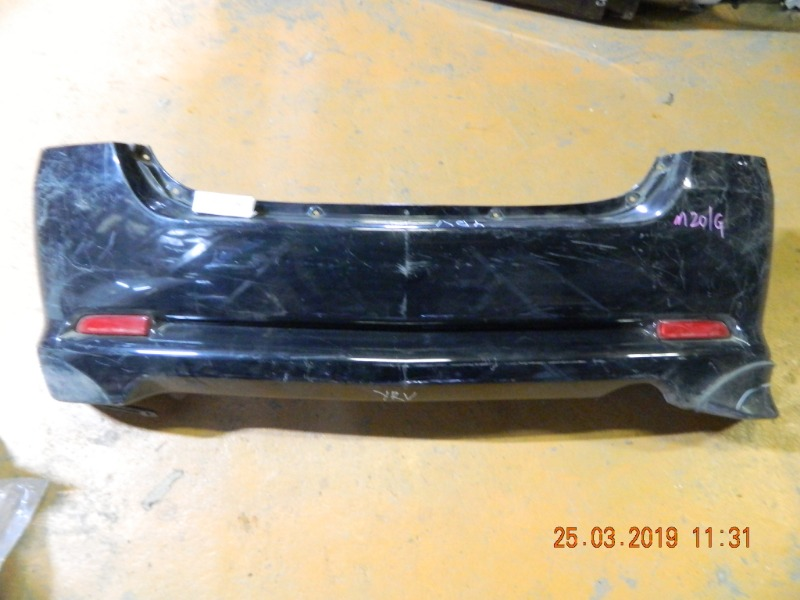 Бампер Daihatsu Yrv M201G задний (б/у)