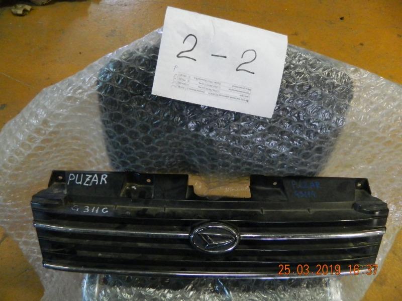 Решетка радиатора Daihatsu Pyzar G301G (б/у)