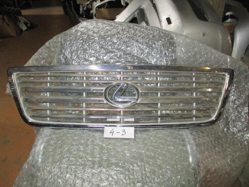Решетка радиатора Lexus Lx470 UZJ100 (б/у)