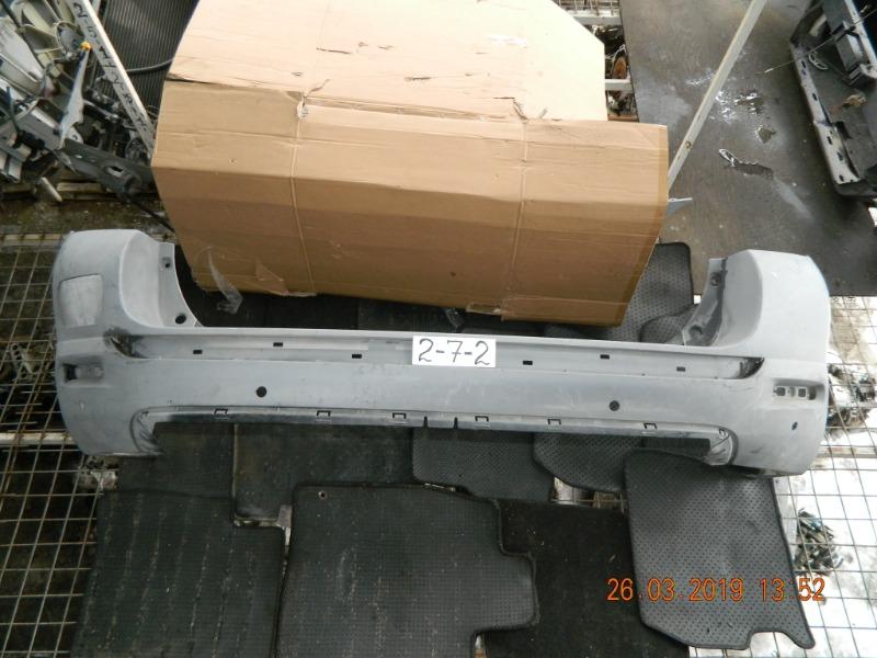 Бампер Toyota Highlander AMHU4 задний (б/у)