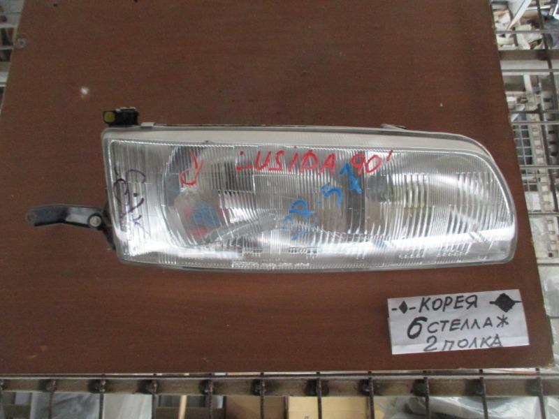 Фара Toyota Estima Emina CXR11G передняя правая (б/у)