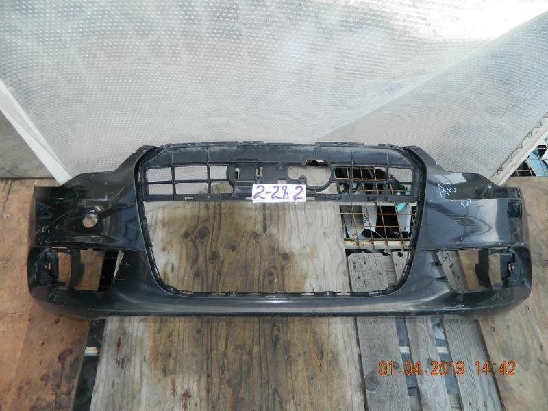 Бампер Audi A6 передний (б/у)
