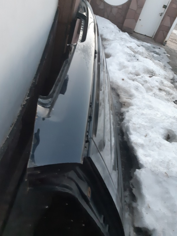 Крышка Mitsubishi Outlander Xl CW5W (б/у)