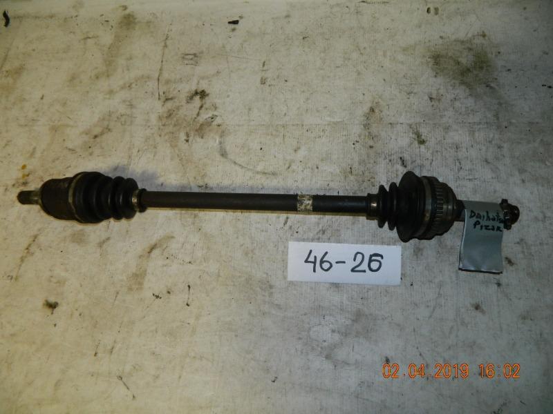 Привод Daihatsu Pyzar G301/303 задний левый (б/у)