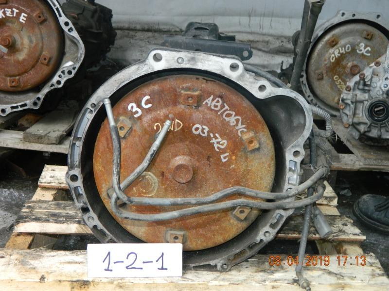 Акпп Toyota Lite Ace Noah CR40 3CTE (б/у)