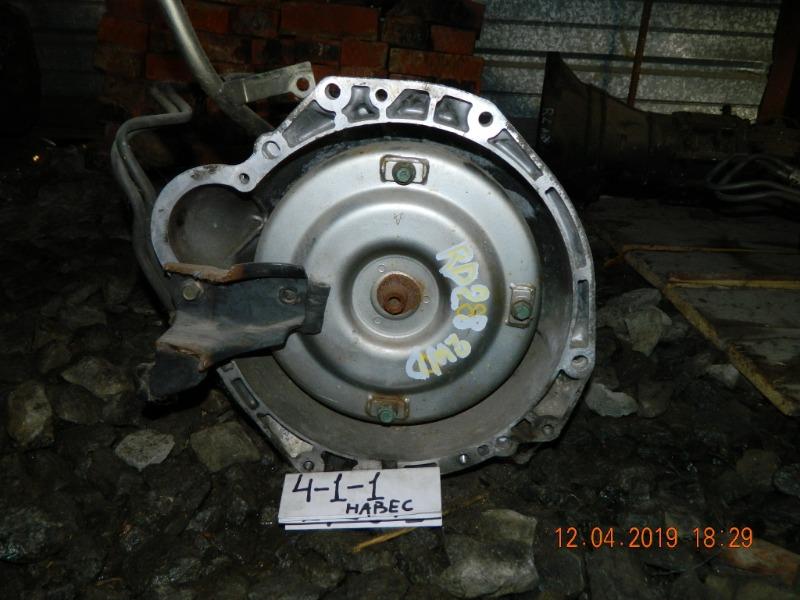 Акпп Nissan Cedric UY32 RD28 (б/у)