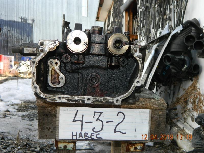 Головка блока цилиндров Nissan Almera QG18DE (б/у)