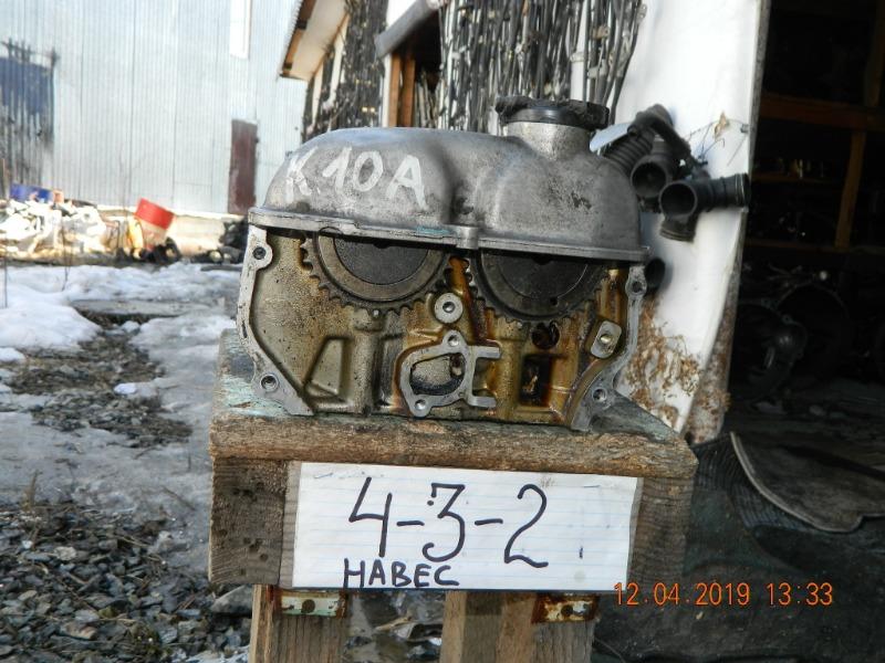 Головка блока цилиндров Isuzu K10A (б/у)