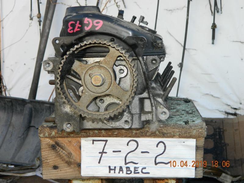 Головка блока цилиндров Mitsubishi Pajero 6G73 (б/у)