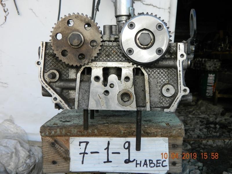 Головка блока цилиндров LF (б/у)