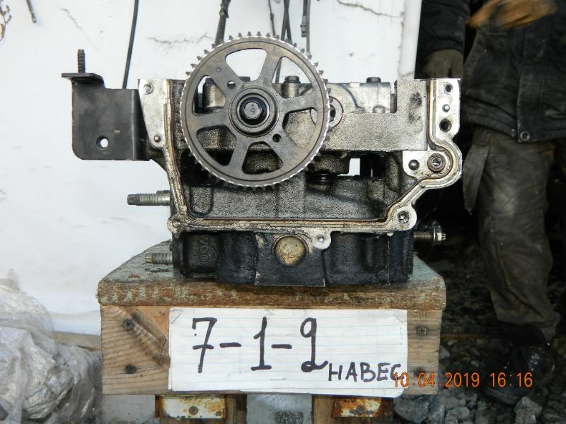 Головка блока цилиндров (б/у)