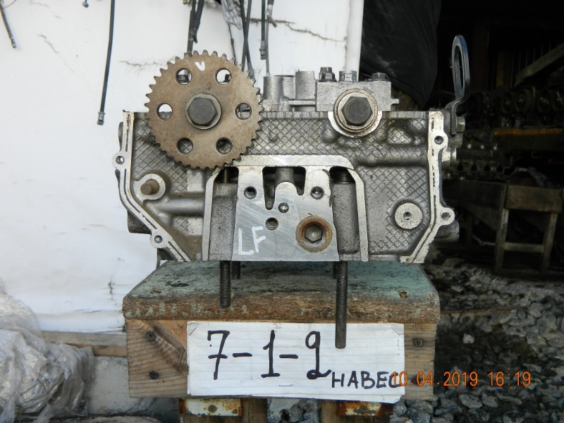 Головка блока цилиндров Mazda LF (б/у)