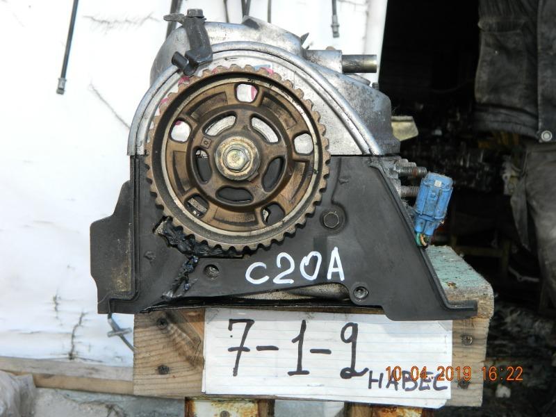 Головка блока цилиндров Honda G20A (б/у)