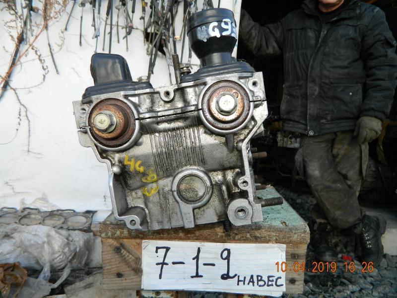 Головка блока цилиндров Mitsubishi 4G93 (б/у)