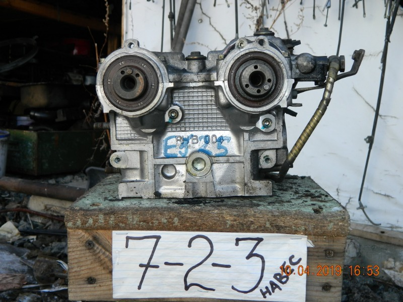 Головка блока цилиндров Subaru Legacy EJ25 (б/у)