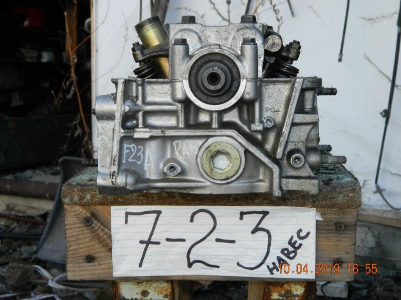 Головка блока цилиндров Honda F23A (б/у)