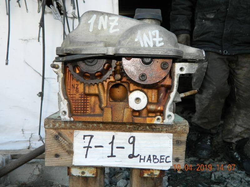 Головка блока цилиндров Toyota Platz 1NZ-FE (б/у)