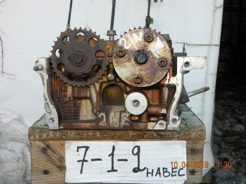 Головка блока цилиндров Toyota 2NZFE (б/у)
