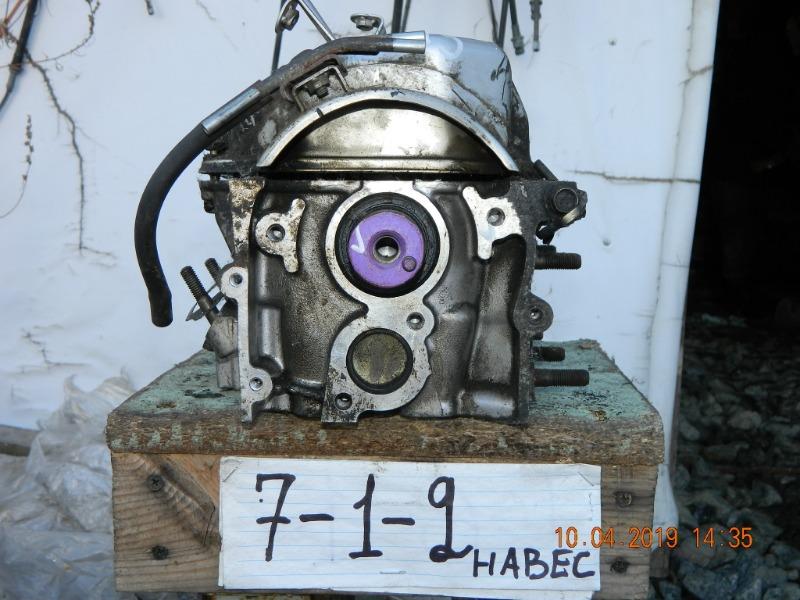 Головка блока цилиндров Mitsubishi 6A13 (б/у)
