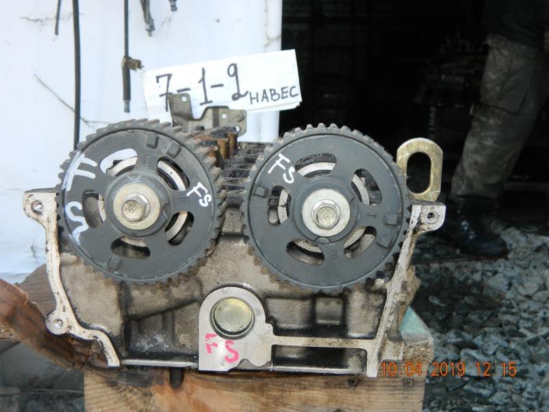 Головка блока цилиндров Mazda Capella FS (б/у)